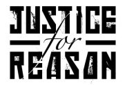 Justice For Reason logo