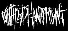With Dead Hands Rising logo