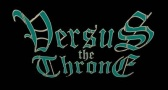 Versus the Throne logo