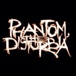 Phantom,the DISTURBIA logo