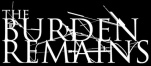 The Burden Remains logo