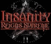 Insanity Reigns Supreme logo