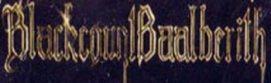 Blackcount Baalberith logo