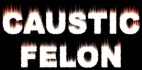 Caustic Felon logo