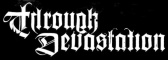 Through Devastation logo