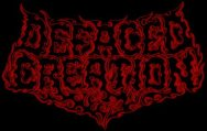 Defaced Creation logo