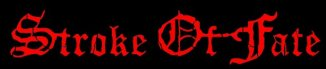 Stroke of Fate logo