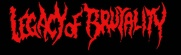 Legacy of Brutality logo