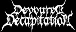 Devoured Decapitation logo
