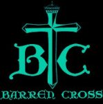 Barren Cross logo