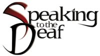 Speaking To The Deaf logo