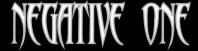 Negative One logo