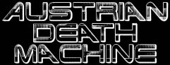 Austrian Death Machine logo