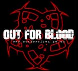 Out for Blood logo