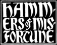Hammers of Misfortune logo