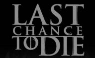 Last Chance To Die logo