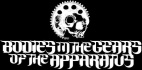 Bodies In The Gears Of The Apparatus logo