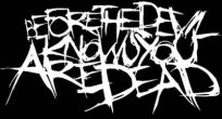 Before the Devil Knows You Are Dead logo