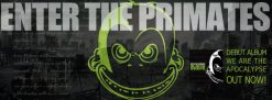 Enter The Primates logo