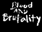 Blood and Brutality logo