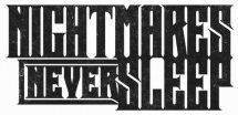 Nightmares Never Sleep logo