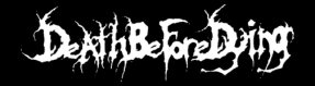 Death Before Dying logo