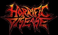 Horrific Disease logo
