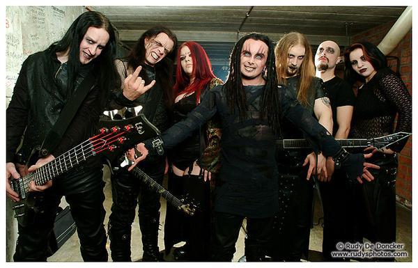 cradle of filth. Cradle of Filth [Death Metal