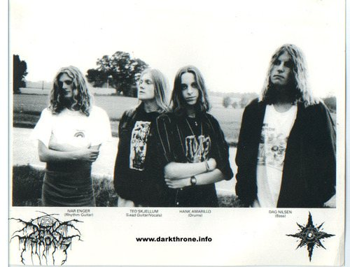 The early Darkthrone