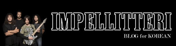 Impellitteri Blog for Korean