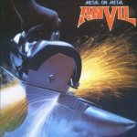 Anvil - Metal on Metal