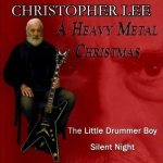 Christopher Lee - A Heavy Metal Christmas