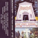 Monastery - Far from Christ