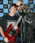 Bruce Dickinson & Rob Halford