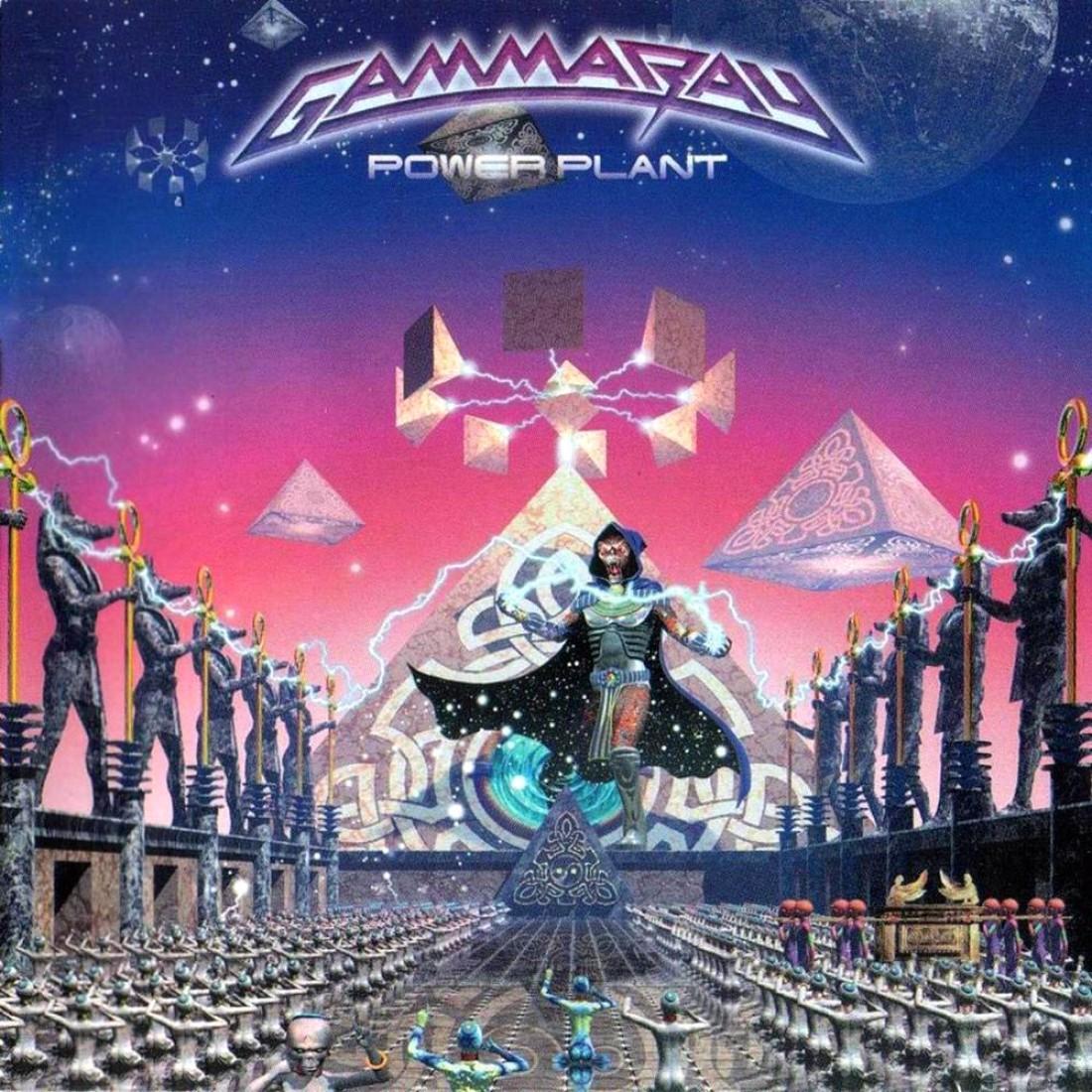 Gamma Ray Heavy Metal Universe Lyrics Metal Kingdom