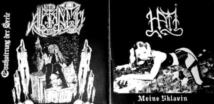 Hati / Alptraum - Meine Sklavin / Evakuierung der Seele