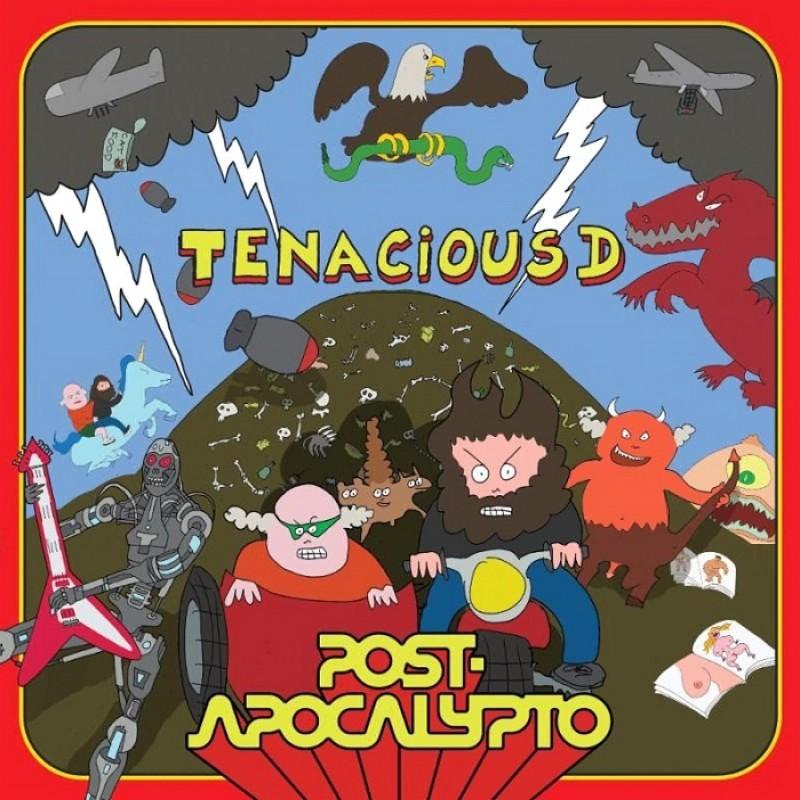 Tenacious D - POST-APOCALYPTO THEME Lyrics | Metal Kingdom