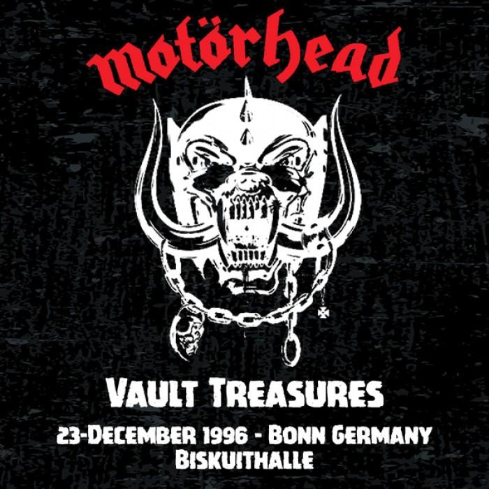 Motörhead - Live In Bonn Germany On 23 December 1996 [Live