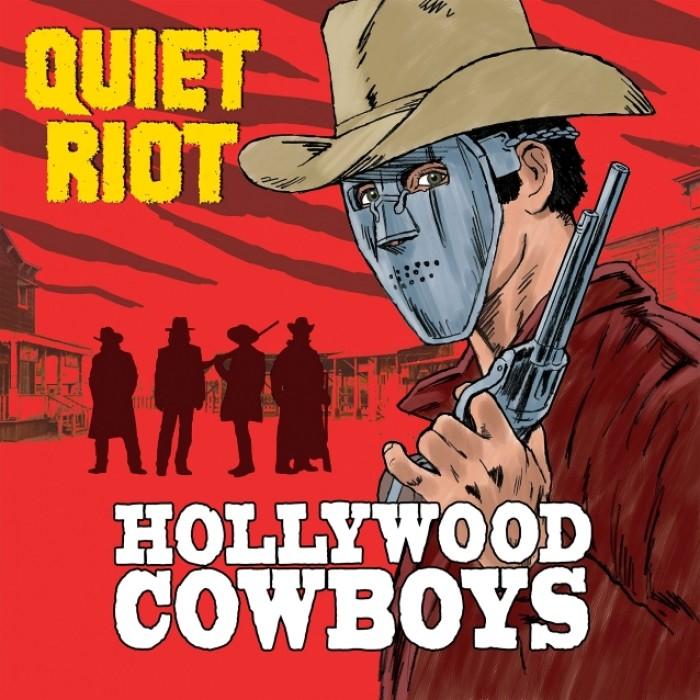 Resultado de imagem para quiet riot hollywood cowboys