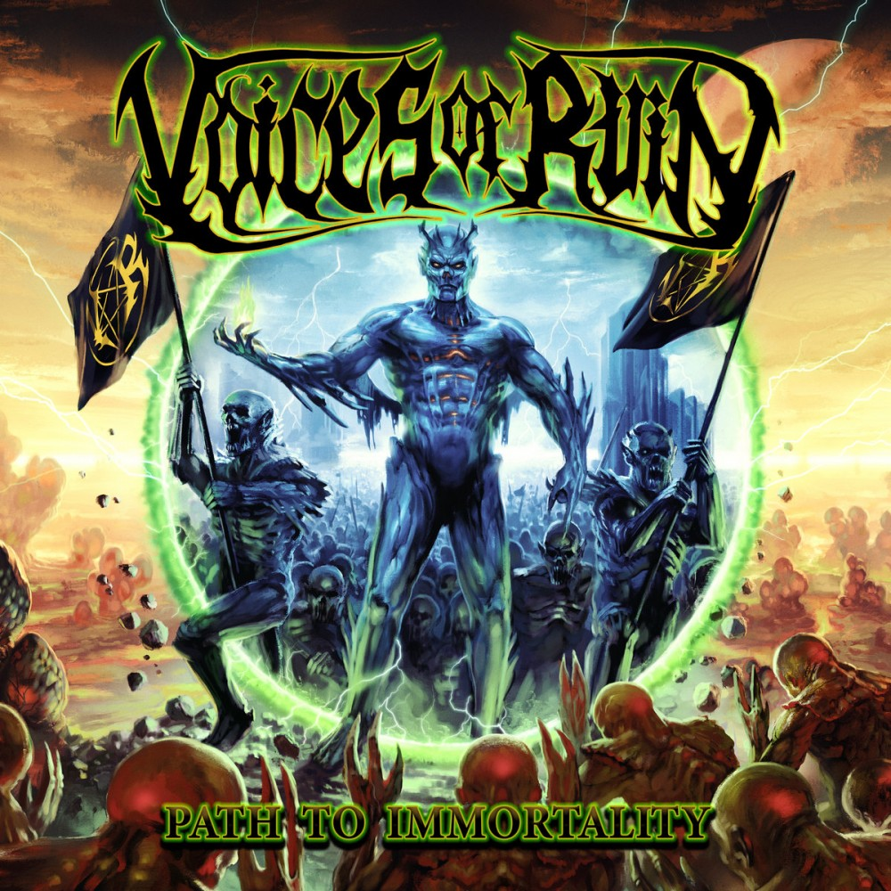 Voices Of Ruin Path To Immortality Metal Kingdom