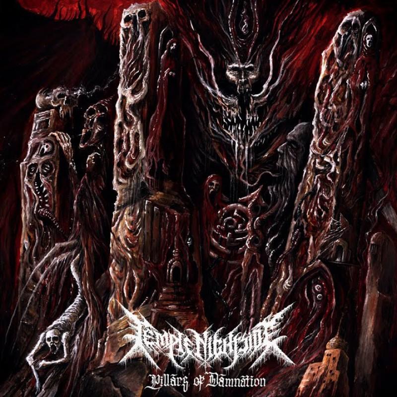 Temple Nightside - Pillars of Damnation | Metal Kingdom