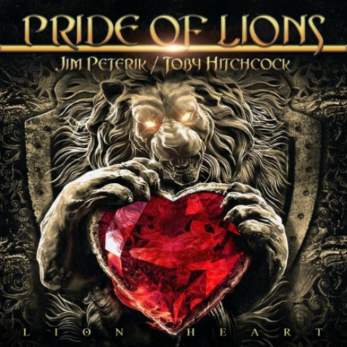 Pride of Lions - Lion Heart Album Lyrics | Metal Kingdom