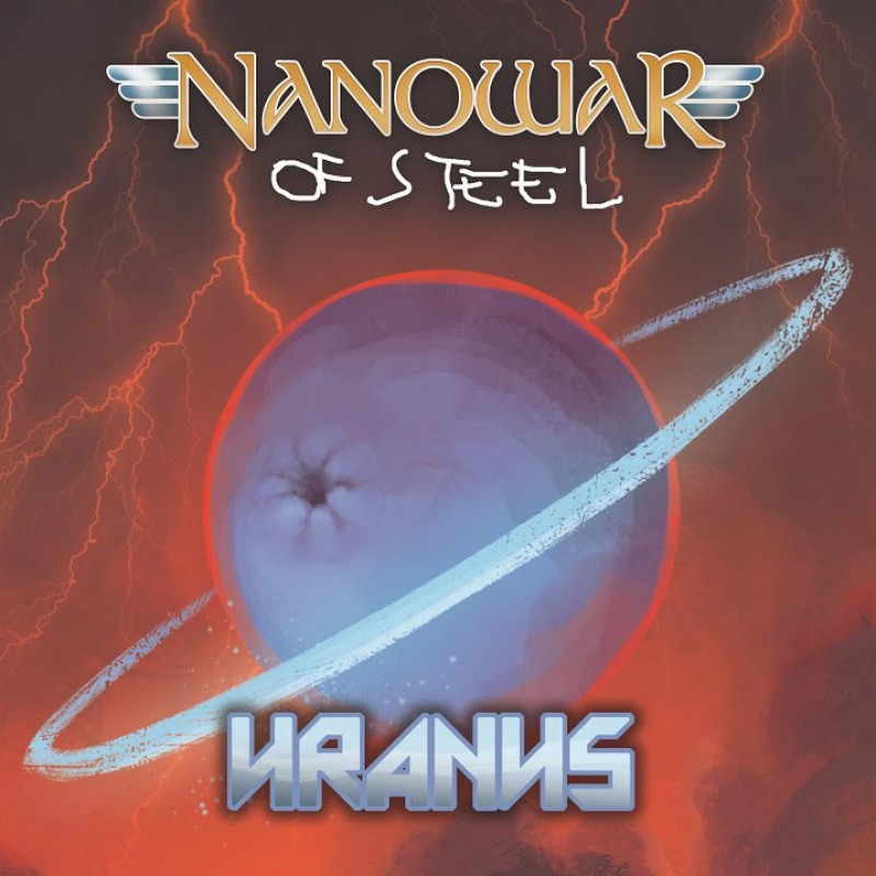 Nanowar of Steel - Uranus (feat. Michael Starr) [Single