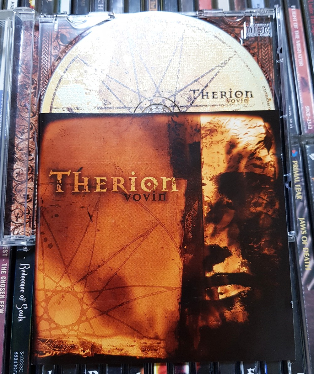 Therion - Vovin CD Photo