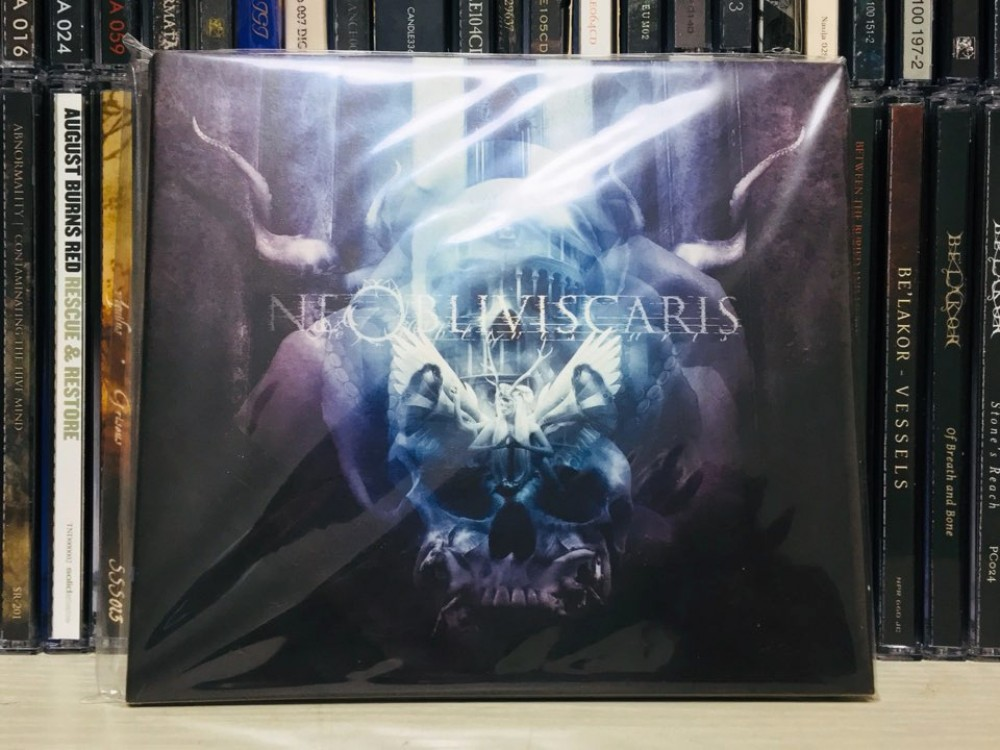 Ne Obliviscaris - Citadel CD Photo