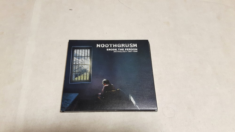 Noothgrush - Erode the Person CD Photo
