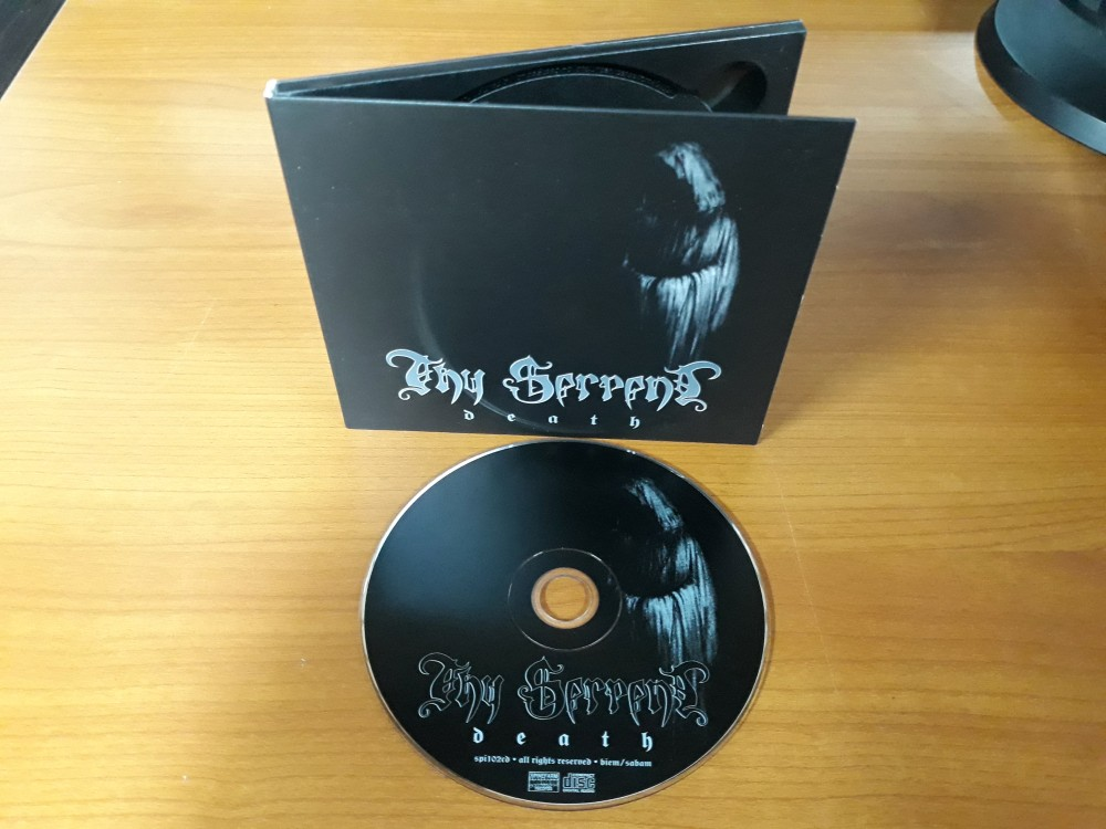 Thy Serpent - Death CD Photo
