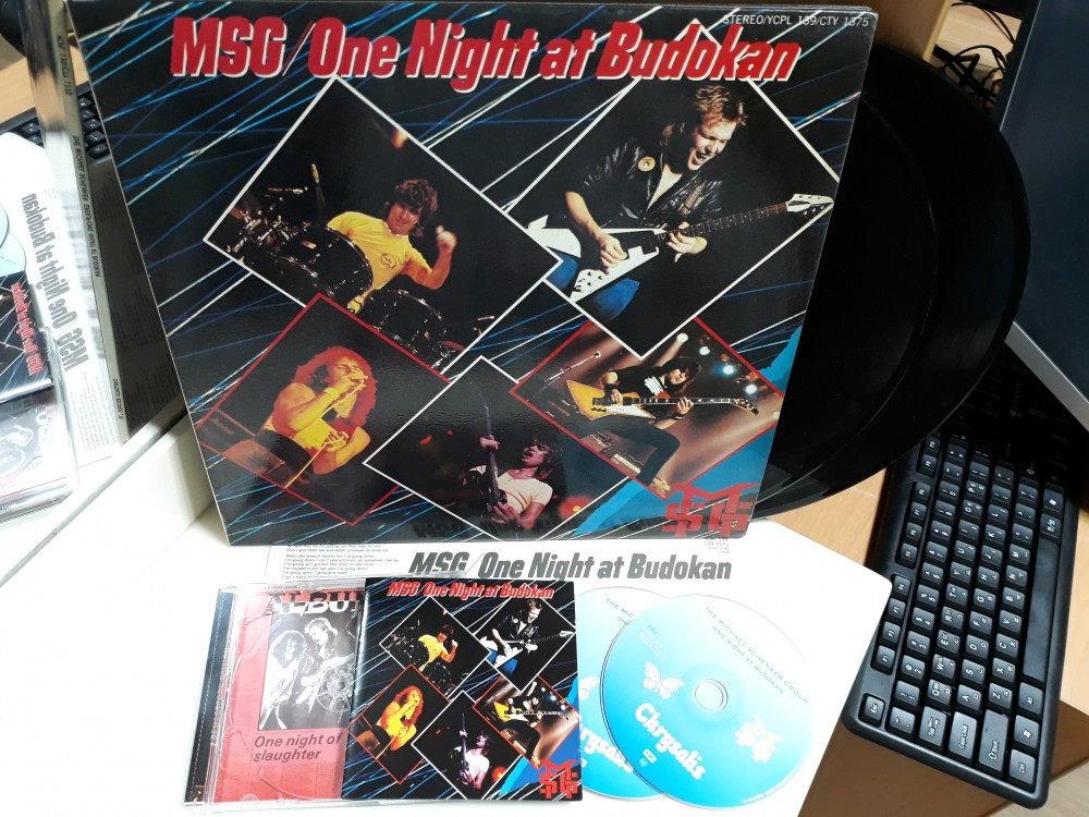One Night At Budokan /  Michael Schenker Group