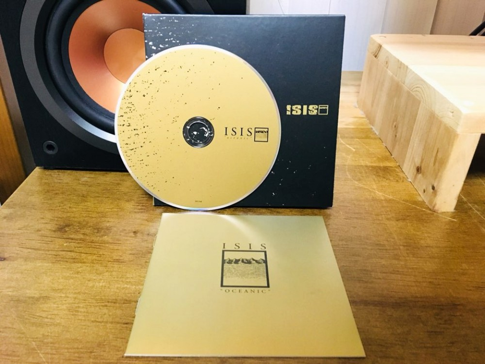 Isis - Oceanic CD Photo
