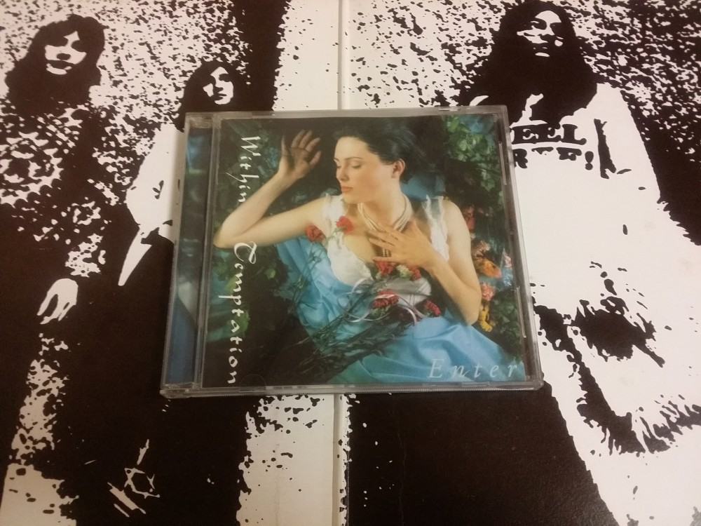 Within Temptation - Enter CD Photo